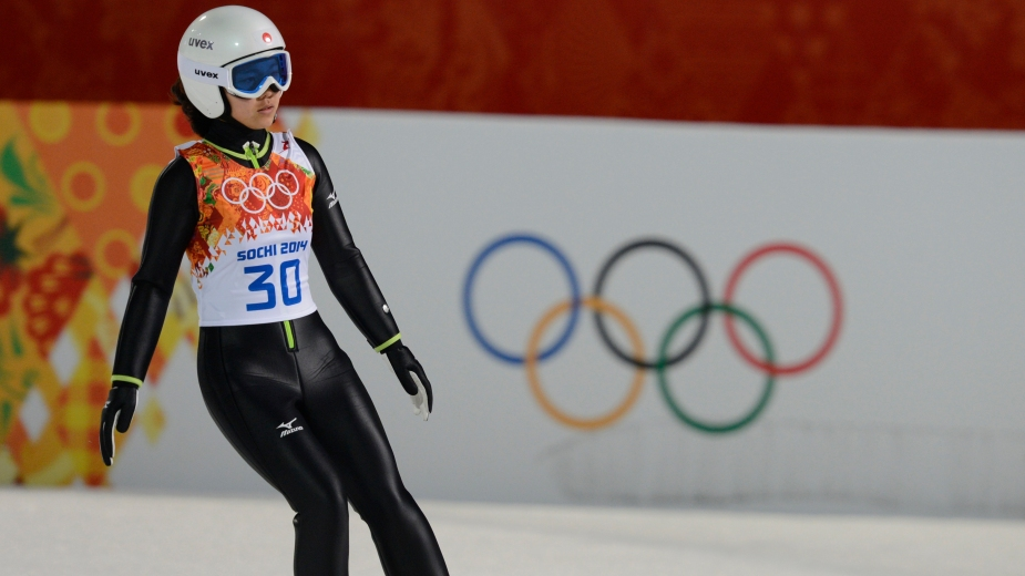 Olympics: Ski Jumping-Ladies' Normal Hill Individual First Round